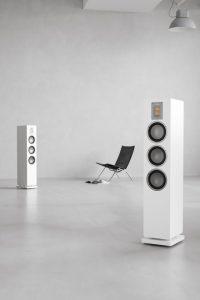 Audiovector QR5 white