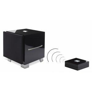 REL LongBow Wireless Transmitter black